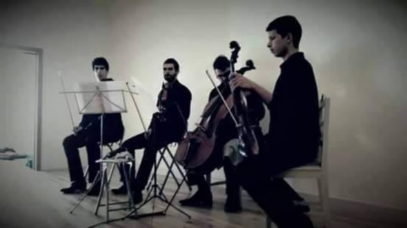 Concerto das Vindimas (Quarteto 'Oblivion') modified