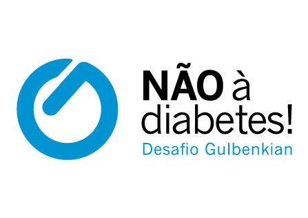logo não à diabetes